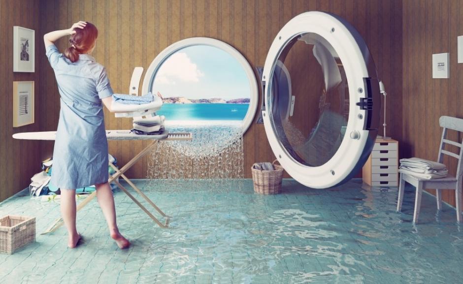 Si vous lessivez avec un lave-linge industriel, il est important de bien doser le détergent et l'adoucissant.